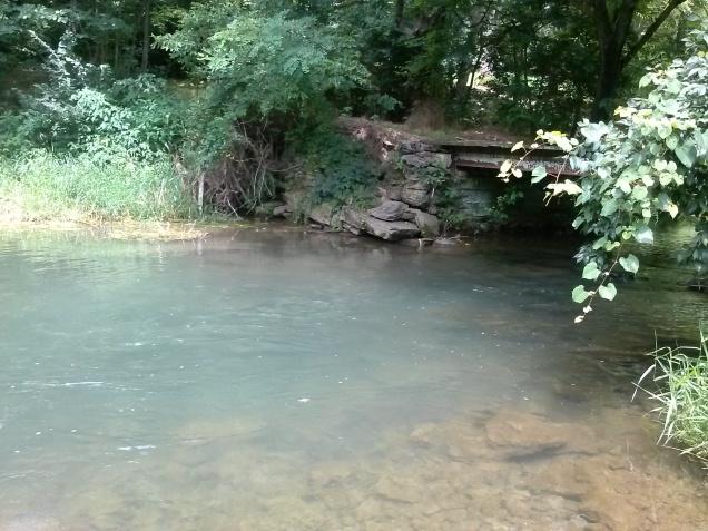 Beaver Creek pool