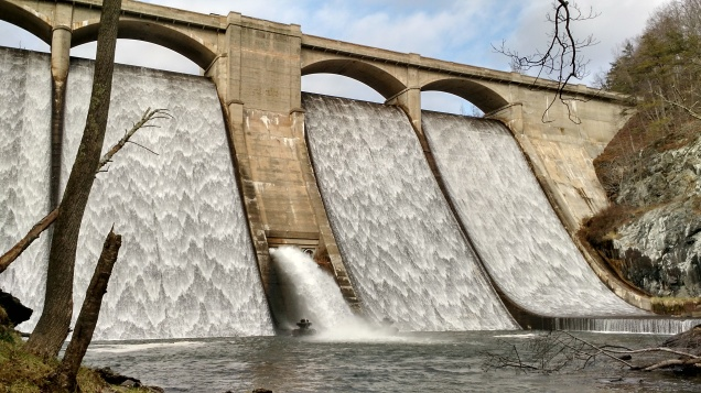 Prettyboy Dam at Gunpowder